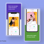 Mockups for App Store and Play Store
