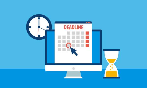 Set Deadline