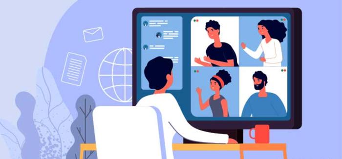 google meet online video conferencing