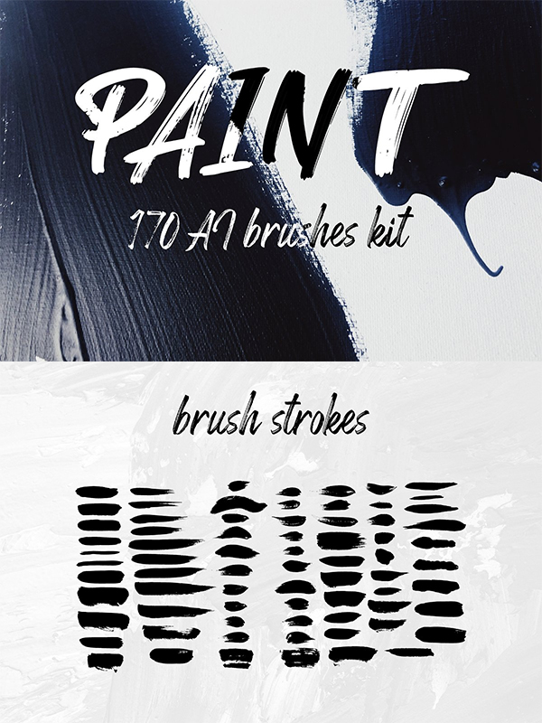Creative Paint Brushes