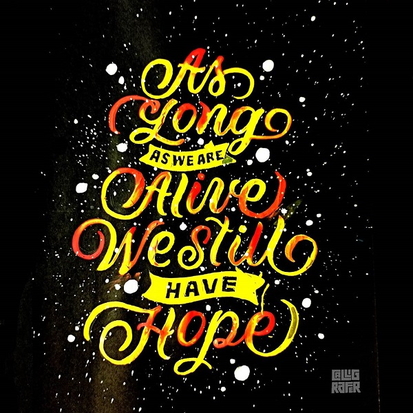 Remarkable Lettering and Typography Designs - 13
