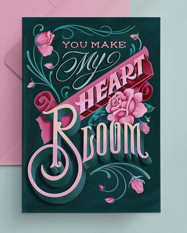 Remarkable Lettering and Typography Designs - 25
