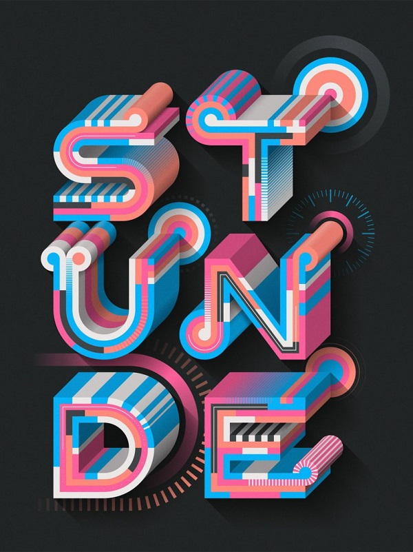 Remarkable Lettering and Typography Designs - 33