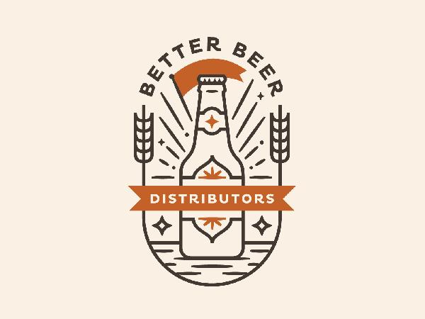 Creative Badge & Emblem Designs - 15