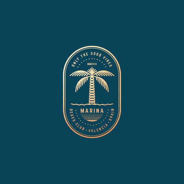 Creative Badge & Emblem Designs - 16