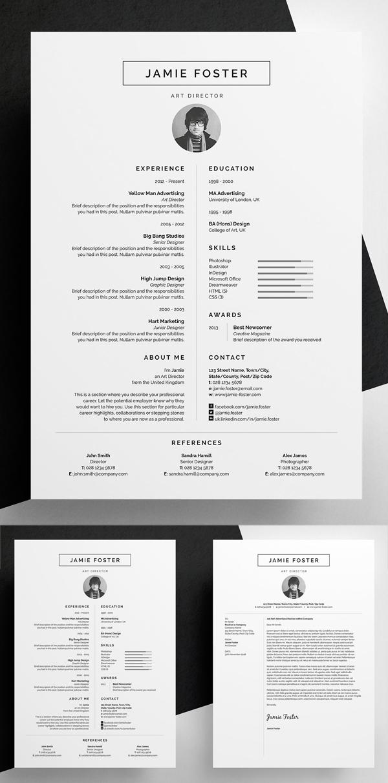 Resume / CV - Jamie