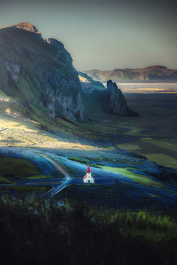 Iceland is a place of magic by Kai Yan