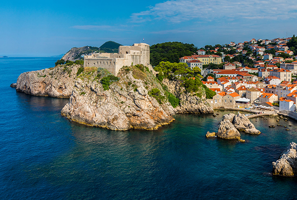 Dubrovnik, Croatia Photography by Frederick Millett