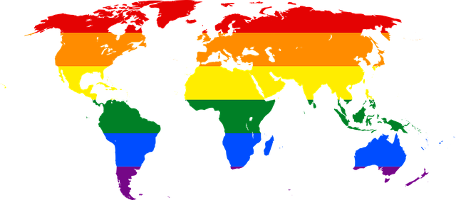 Gay Pride Wallpaper