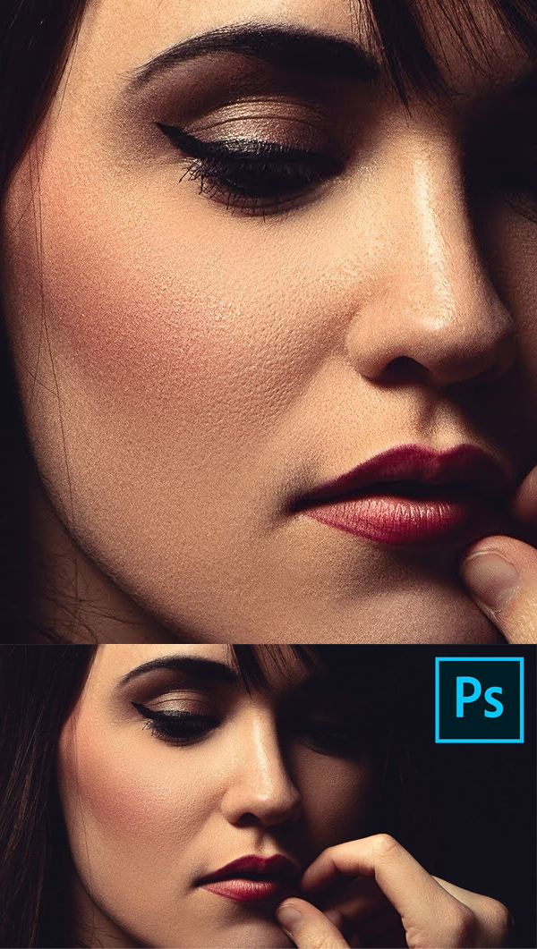 Best High-end Skin Retouching in Photoshop Tutorial