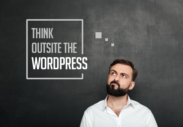 Work Outside WordPress