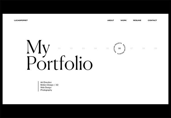 Web Design: 37 Creative UI/UX Websites for Inspiration - 20