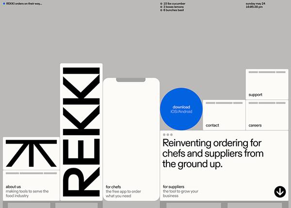 Web Design: 37 Creative UI/UX Websites for Inspiration - 23