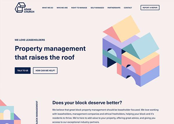 Web Design: 37 Creative UI/UX Websites for Inspiration - 25