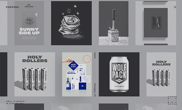 Web Design: 37 Creative UI/UX Websites for Inspiration - 36