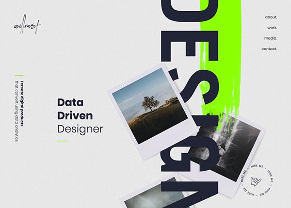 Web Design: 37 Creative UI/UX Websites for Inspiration - 4