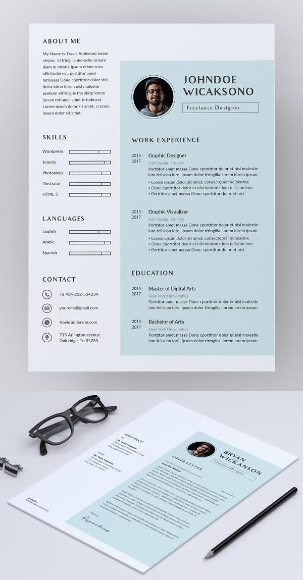 Professional Word Resume / CV