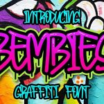 30+ Best Graffiti Fonts