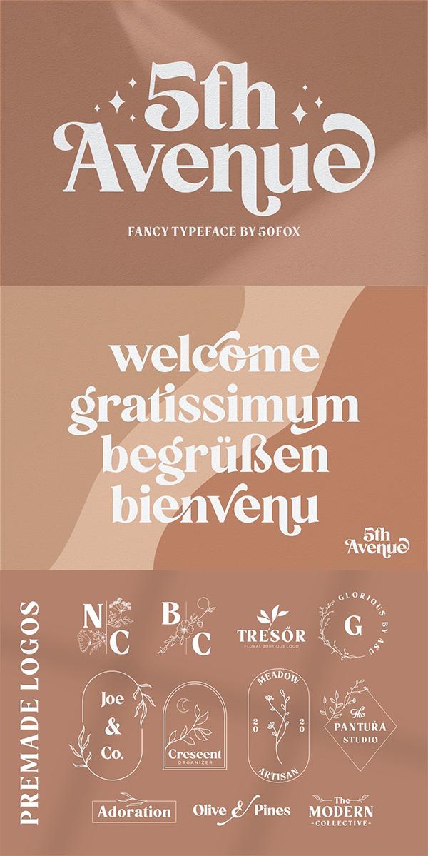 Best Elegant Font