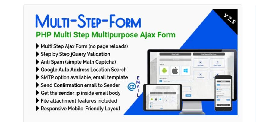 Multi-Step Form