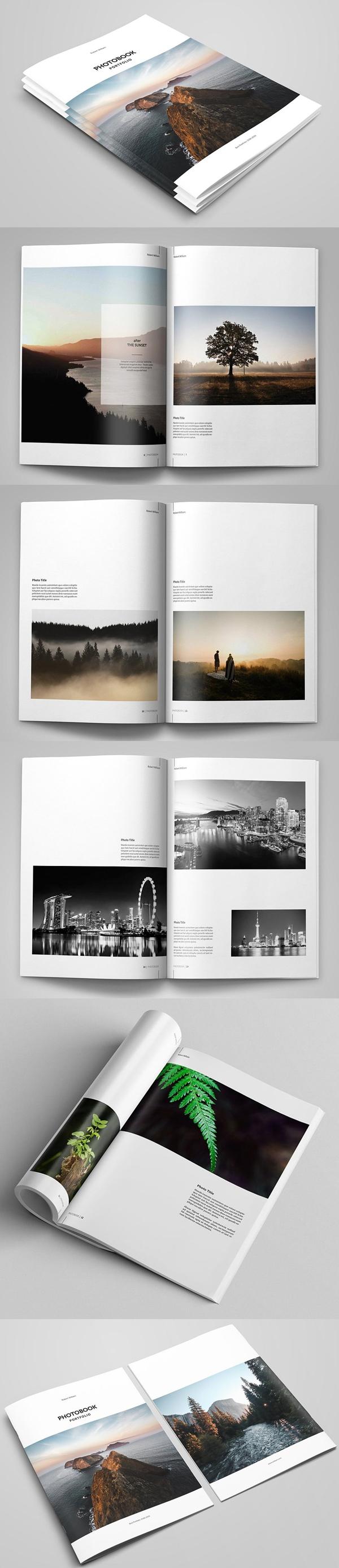 Photobook / Portfolio