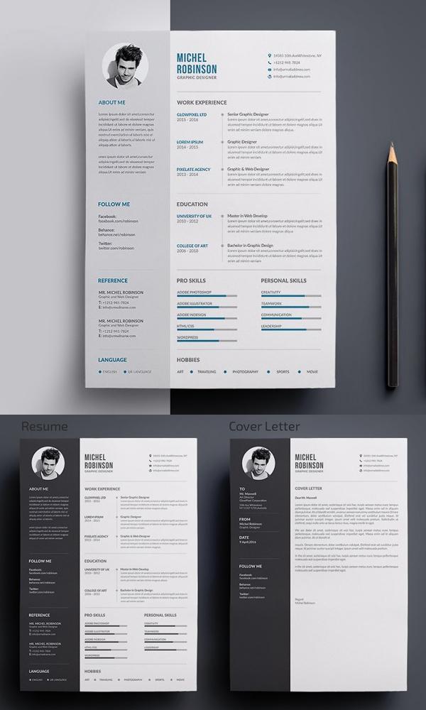 Creative Resume / CV
