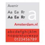 All About Avenir & Fonts Similar to Avenir