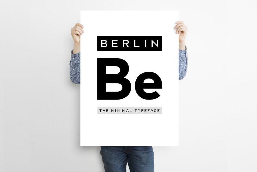 berlin font