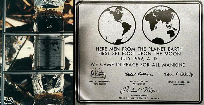 Futura Font History Apollo 11