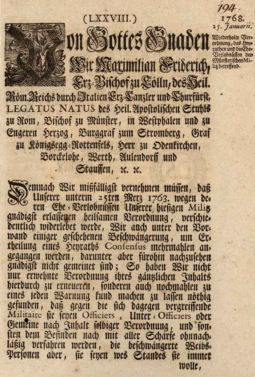 Futura History Fraktur was banned from the Nazi regime