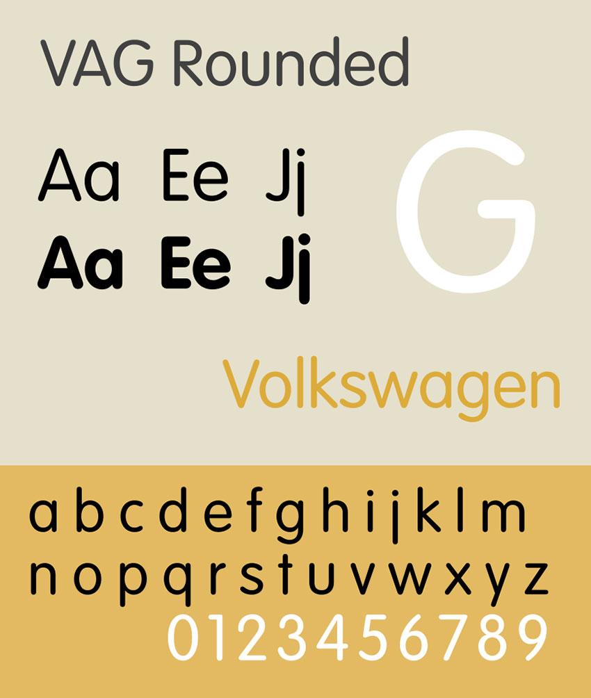 Futura History A Futura Round Bold Font
