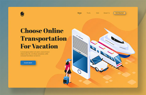 Choose Online Transportations for Vacation