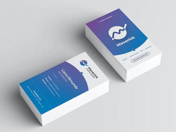 Creative Best Business Card Design