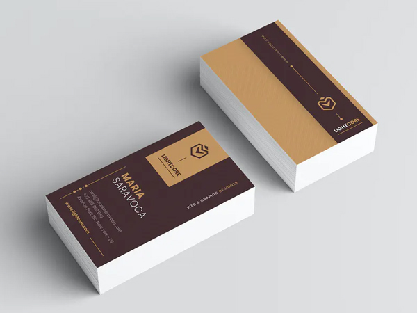 Elegant Creative Business Card Design