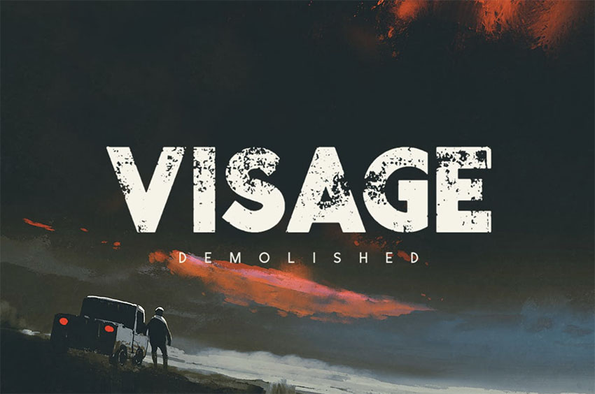 Visage Demolished