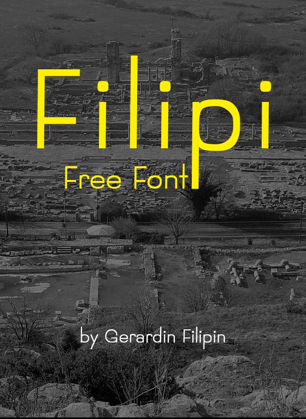 Filipi Free Font