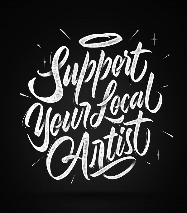 Remarkable T-Shirt Lettering Designs for Inspiration