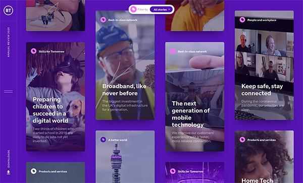 Web Design: 27 Modern Website UI / UX Design Examples - 1