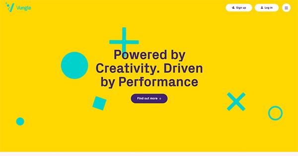 Web Design: 27 Modern Website UI / UX Design Examples - 25