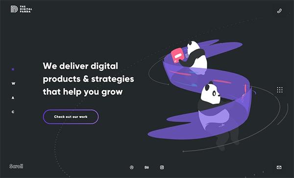Web Design: 27 Modern Website UI / UX Design Examples - 4