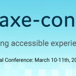 Deque Systems announces axe-con, a new, digital accessibility conference: March 10-11, 2021