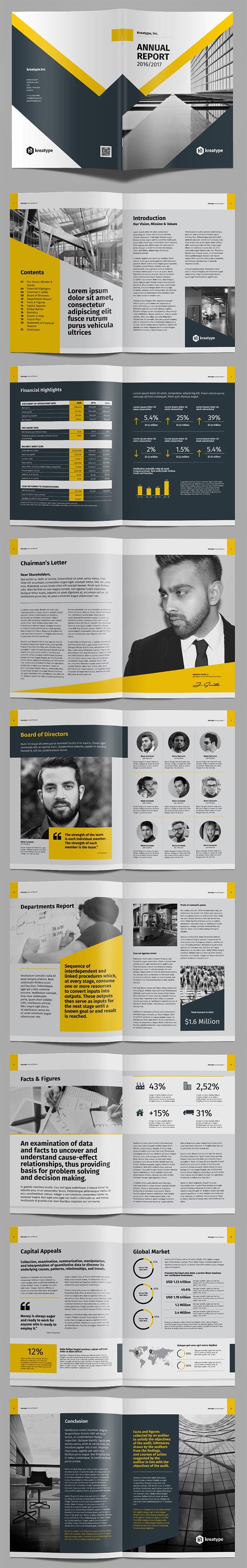 Kreatype Annual Report
