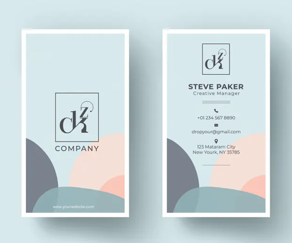 Design Visiting Card