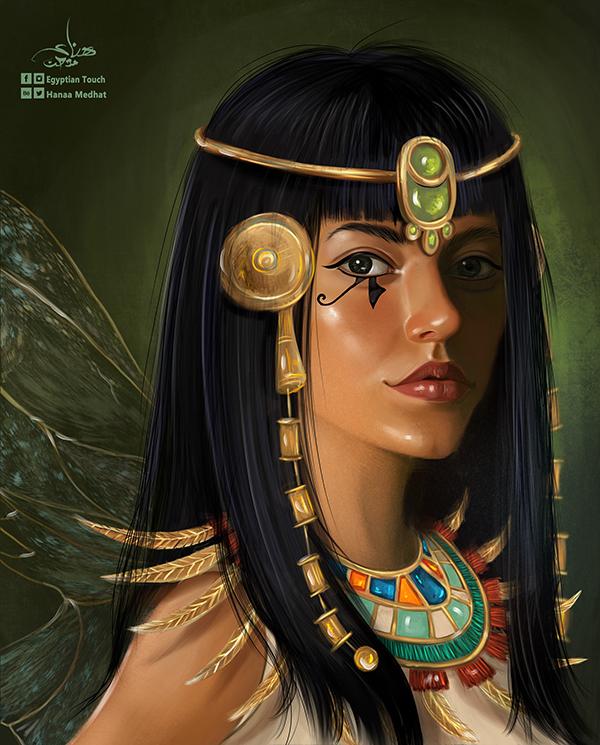 Amazing Digital Paintings By Hanaa Medhat - 10