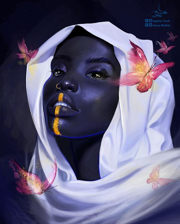 Amazing Digital Paintings By Hanaa Medhat - 12