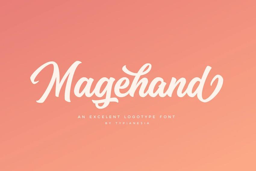 Magehand Script