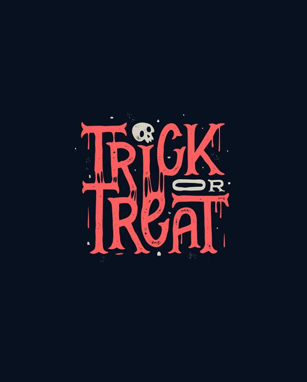 Trick or Treat by Alexandra Erkaeva