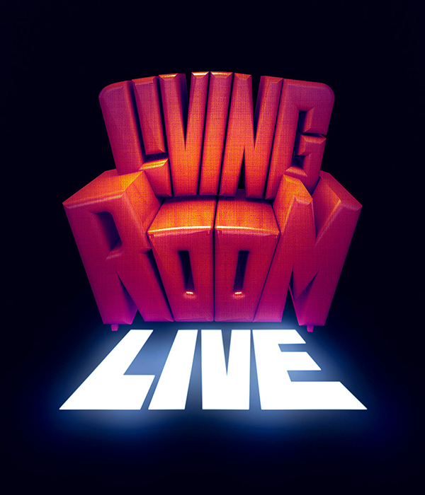LIVING ROOM LIVE by Jose Bernabe
