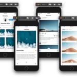 Instagram-like Travel app design