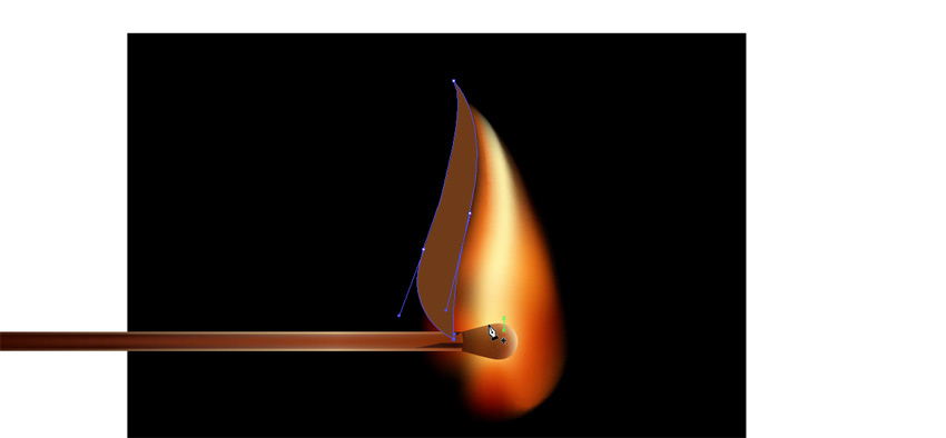 create new flame shape